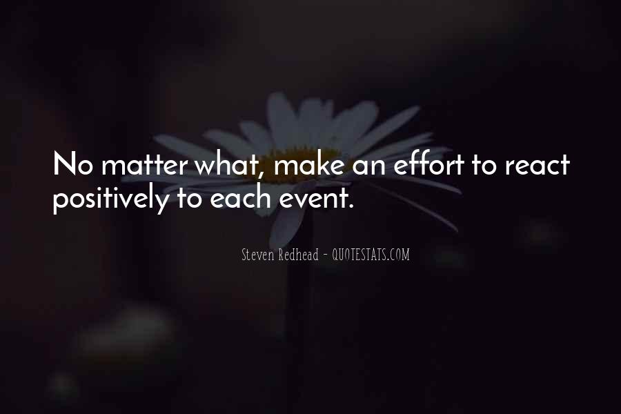Event Quotes And Sayings #37495