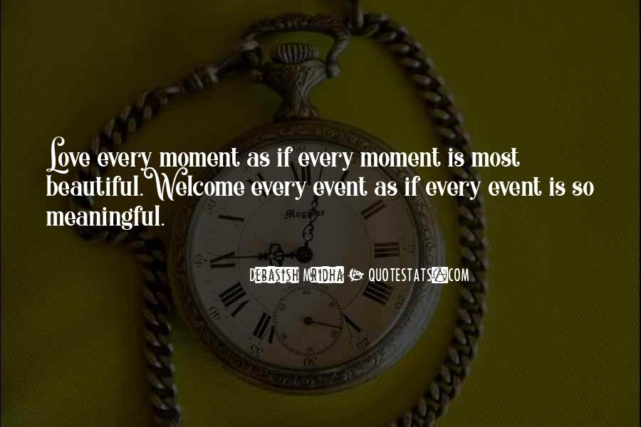 Event Quotes And Sayings #379277