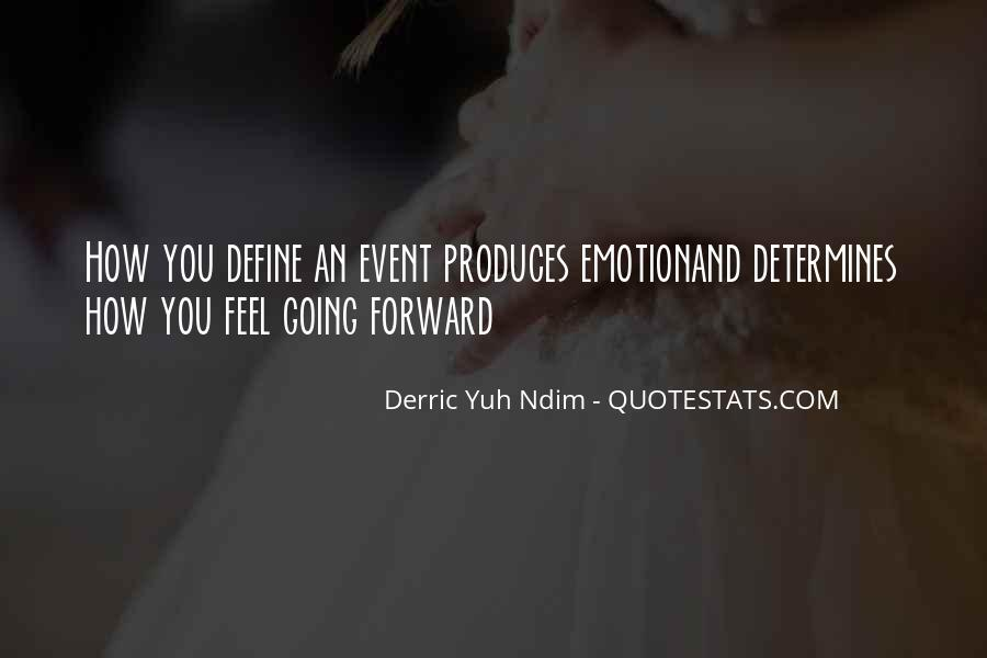 Event Quotes And Sayings #405121