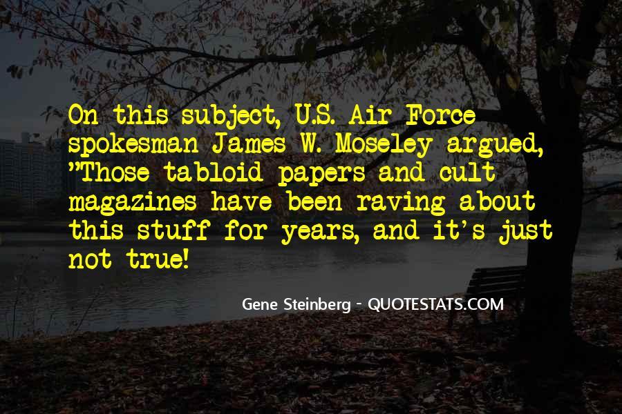U S Air Force Sayings #1043585