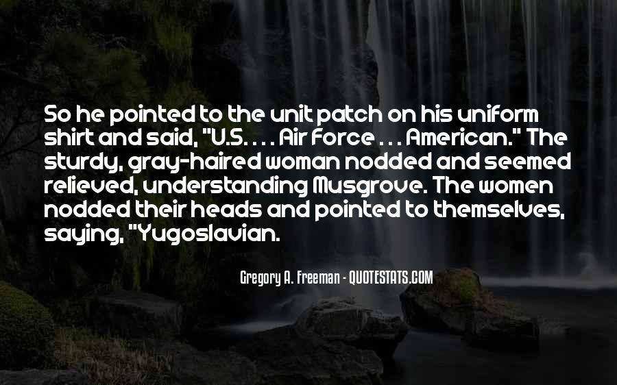 U S Air Force Sayings #1653422