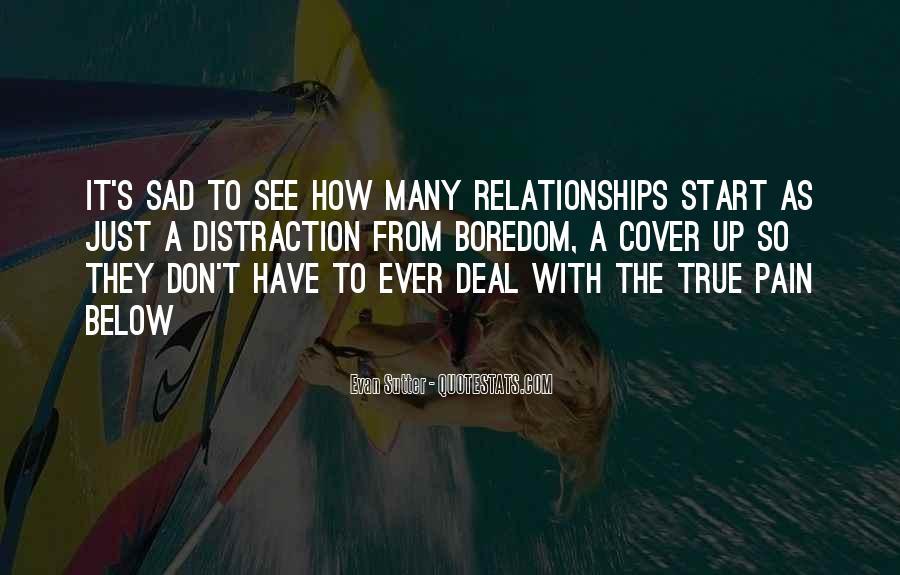 Sad But True Love Sayings #1271203