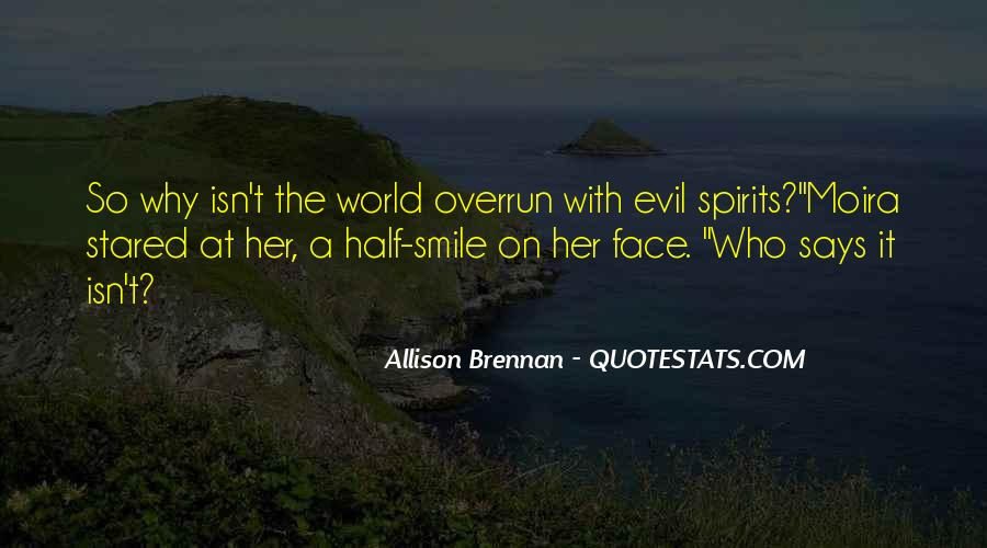 Quotes About Half Smile #1792820