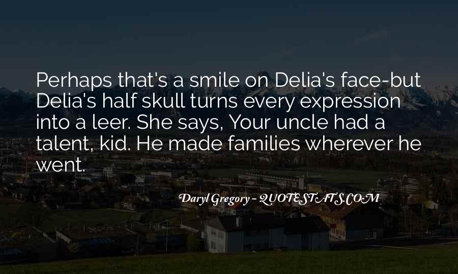 Quotes About Half Smile #1847245