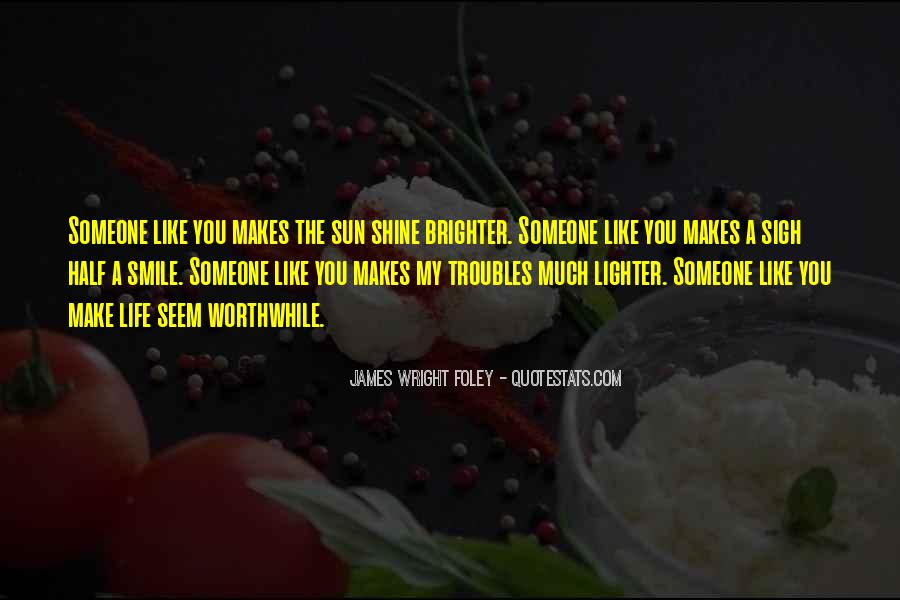 Quotes About Half Smile #1872432