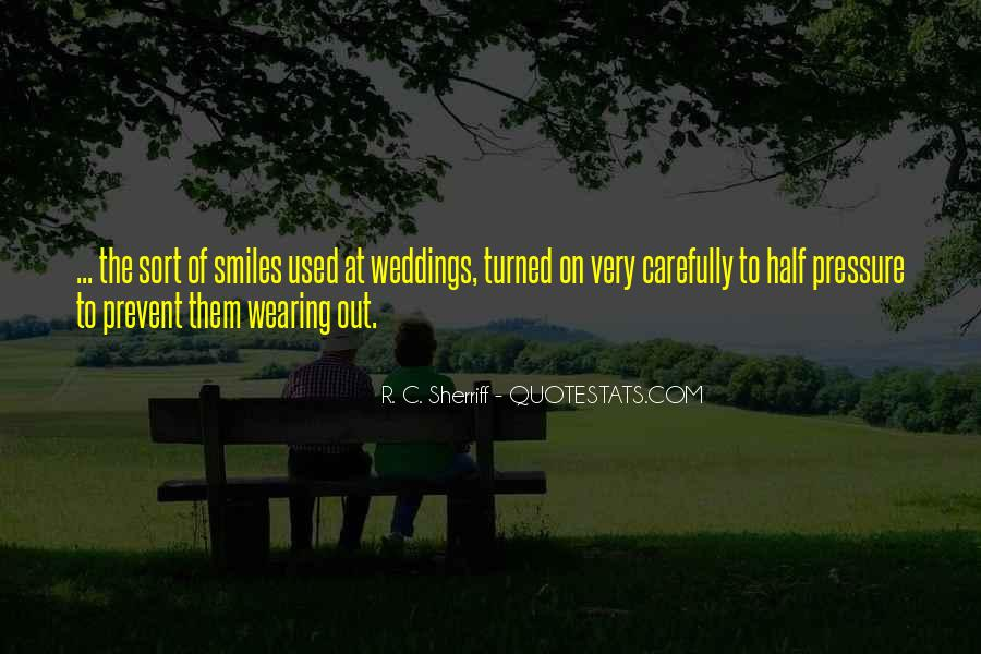 Quotes About Half Smile #50158