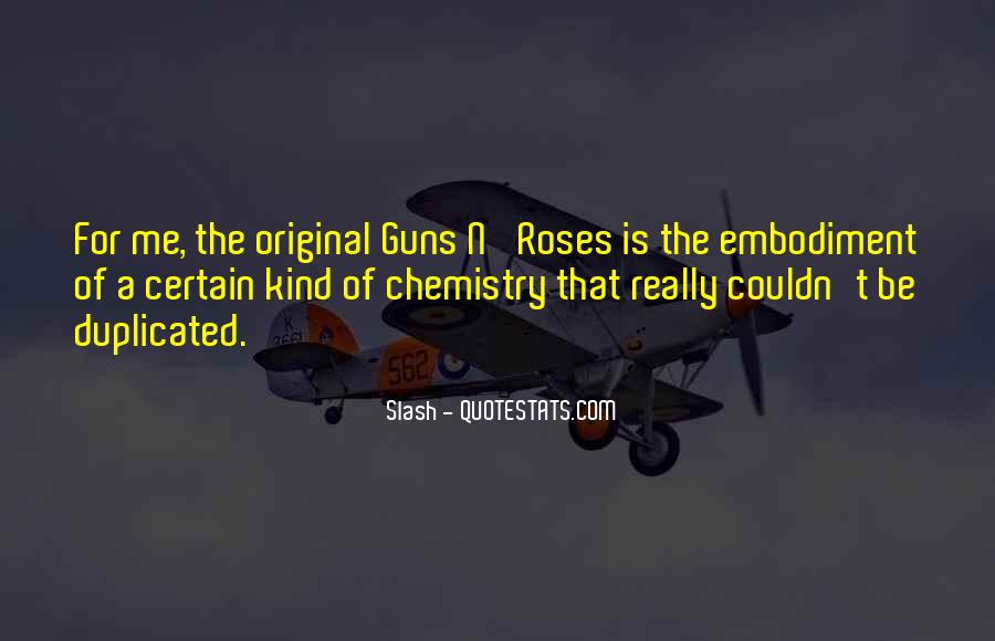 Quotes About Guns And Roses #1472202