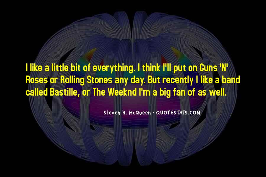 Quotes About Guns And Roses #689158