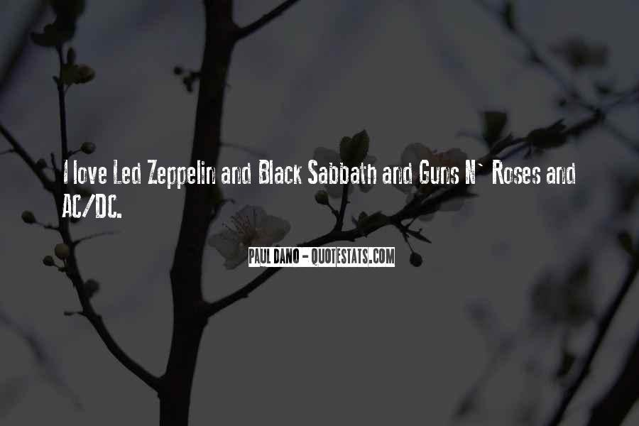 Quotes About Guns And Roses #692179