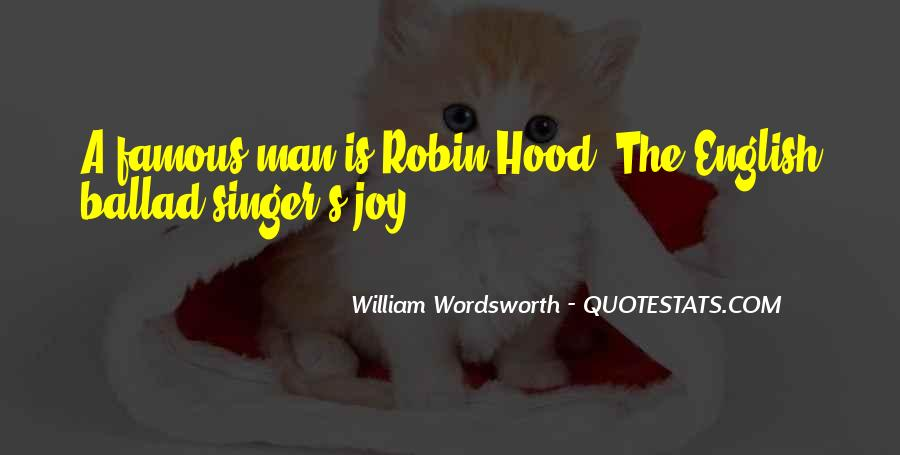 Famous Singer Sayings #1577021