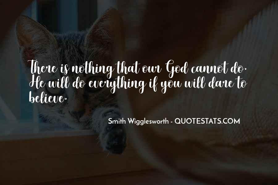 Smith Wigglesworth Sayings #1054408