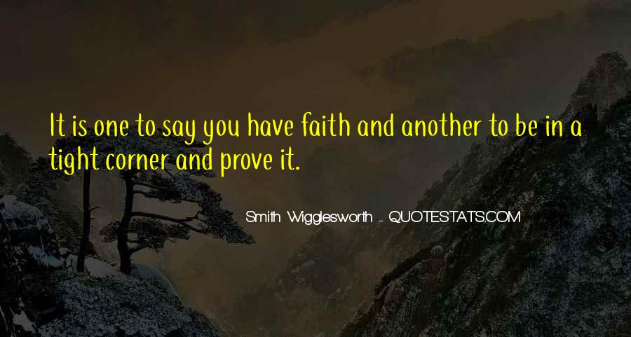 Smith Wigglesworth Sayings #1209855