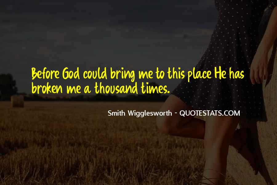 Smith Wigglesworth Sayings #1398295