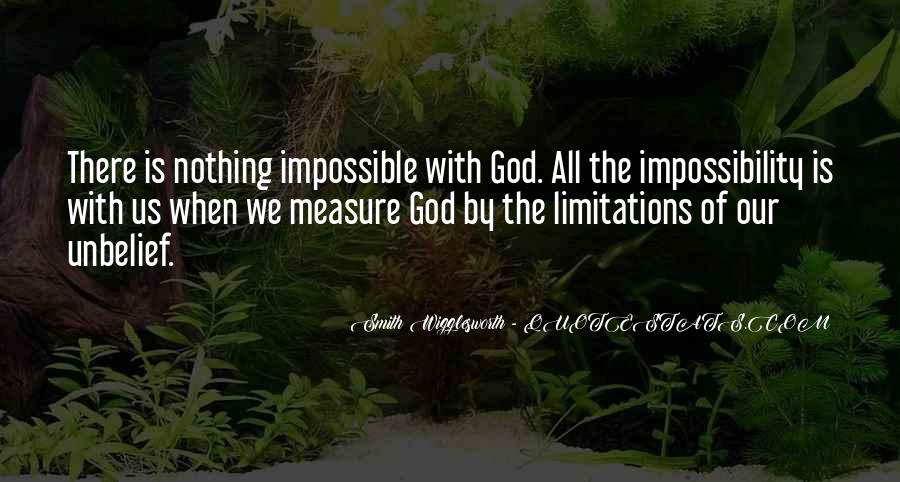 Smith Wigglesworth Sayings #1421310