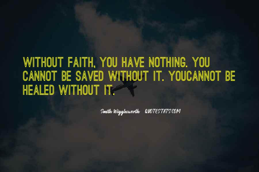Smith Wigglesworth Sayings #1470715