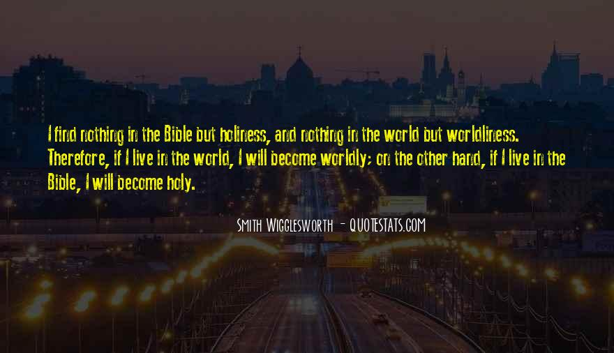 Smith Wigglesworth Sayings #1557725