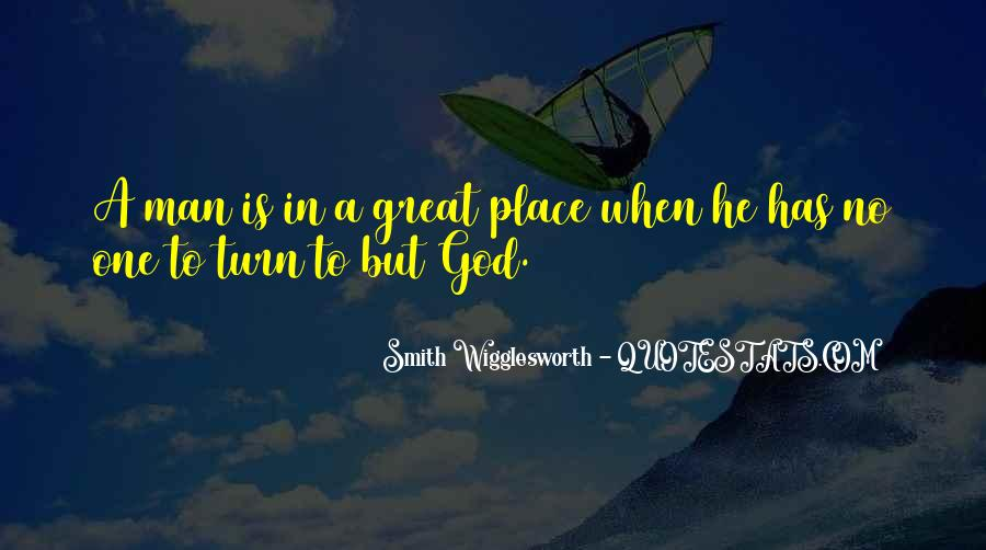 Smith Wigglesworth Sayings #1733627