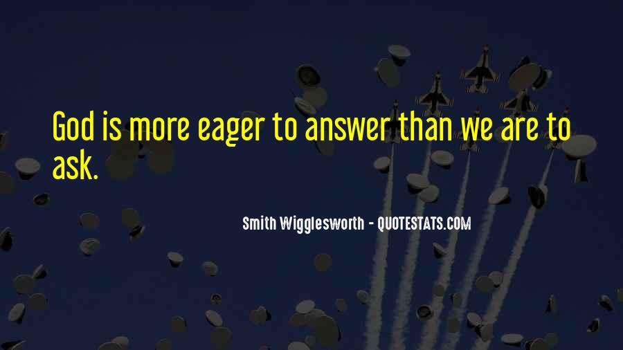 Smith Wigglesworth Sayings #1740199