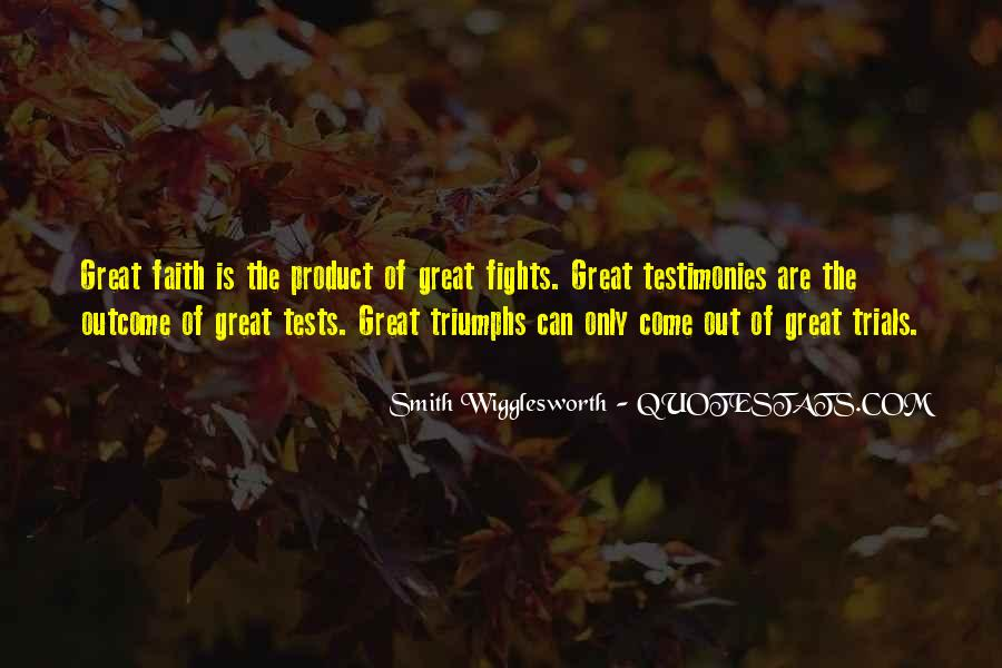 Smith Wigglesworth Sayings #1809441