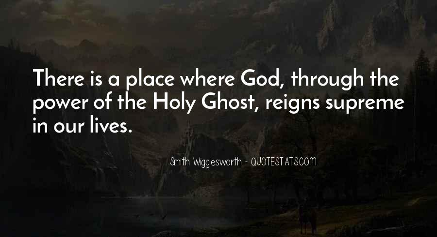 Smith Wigglesworth Sayings #281412
