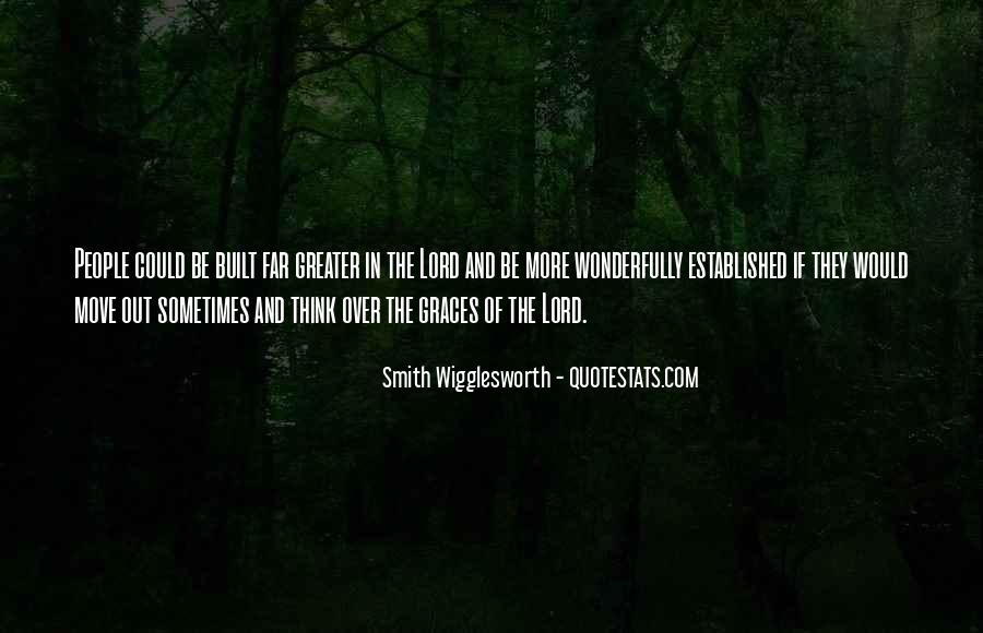 Smith Wigglesworth Sayings #565700