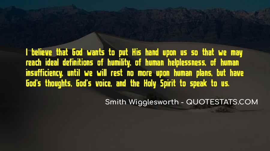 Smith Wigglesworth Sayings #581307