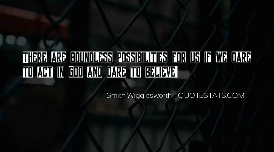 Smith Wigglesworth Sayings #729282