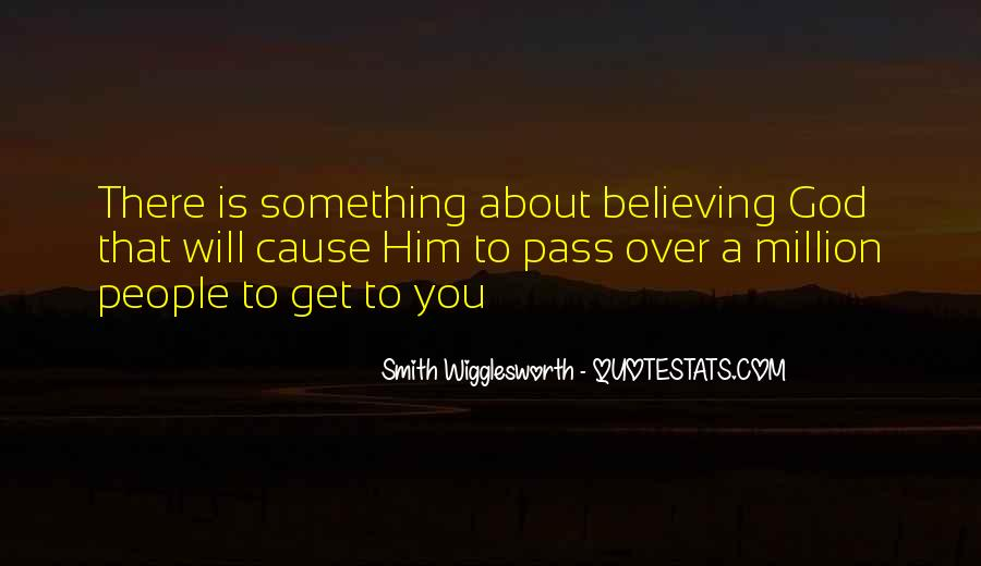 Smith Wigglesworth Sayings #969191