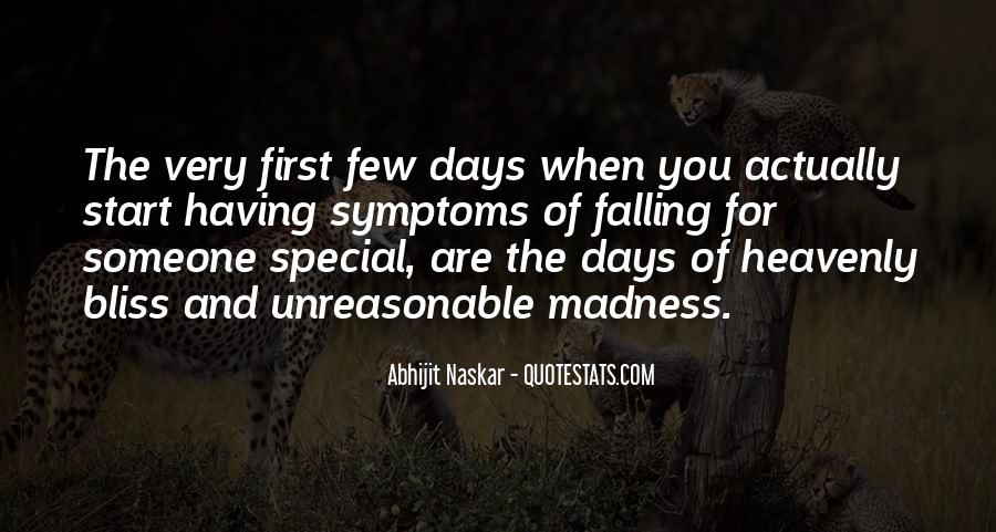 Special Quotes And Sayings #1480909
