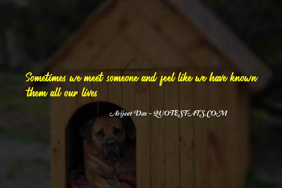 Special Quotes And Sayings #1820524