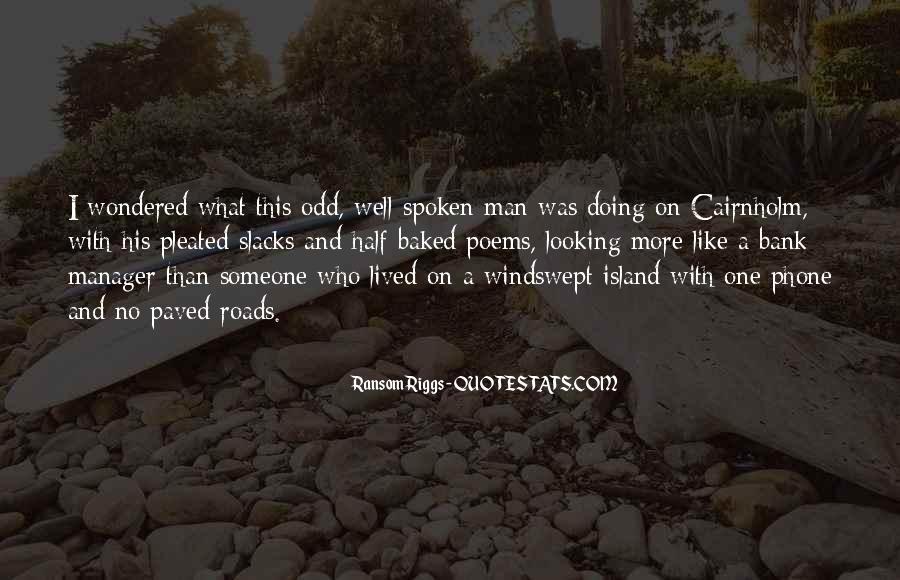 Well Spoken Sayings #1349344