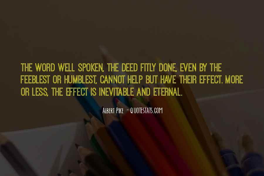 Well Spoken Sayings #1506579