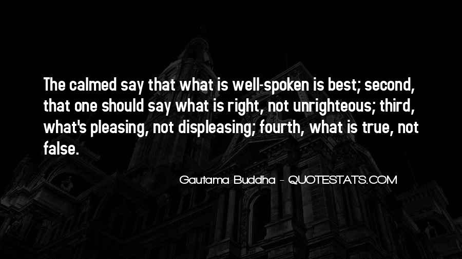 Well Spoken Sayings #1648372