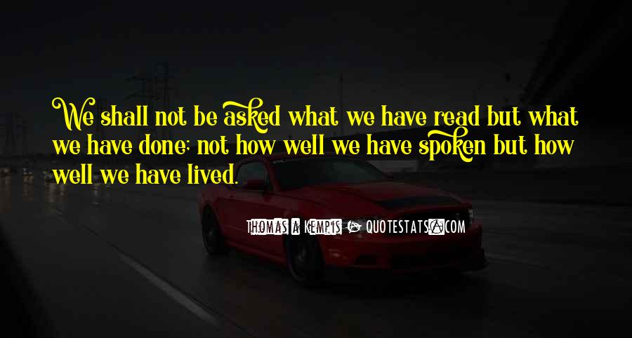 Well Spoken Sayings #1857639