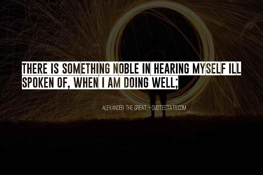 Well Spoken Sayings #220542