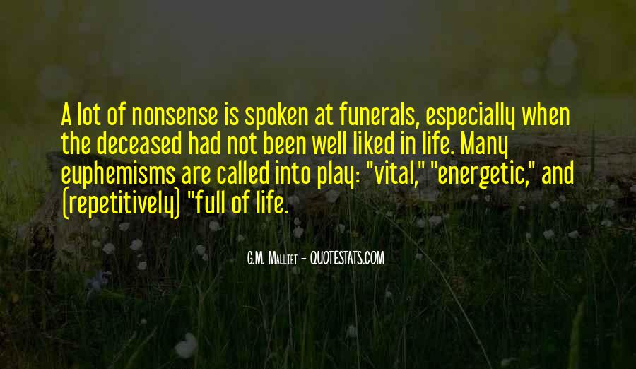 Well Spoken Sayings #497849
