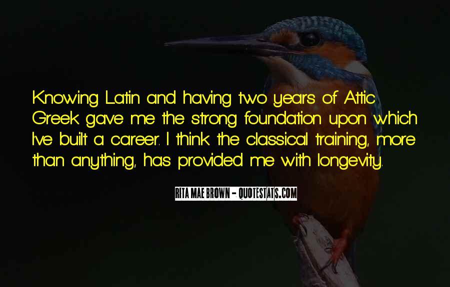 Strong Latin Sayings #843109