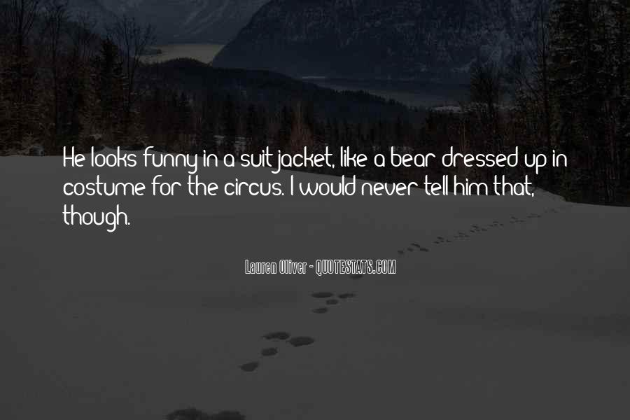 Funny Suit Sayings #417001