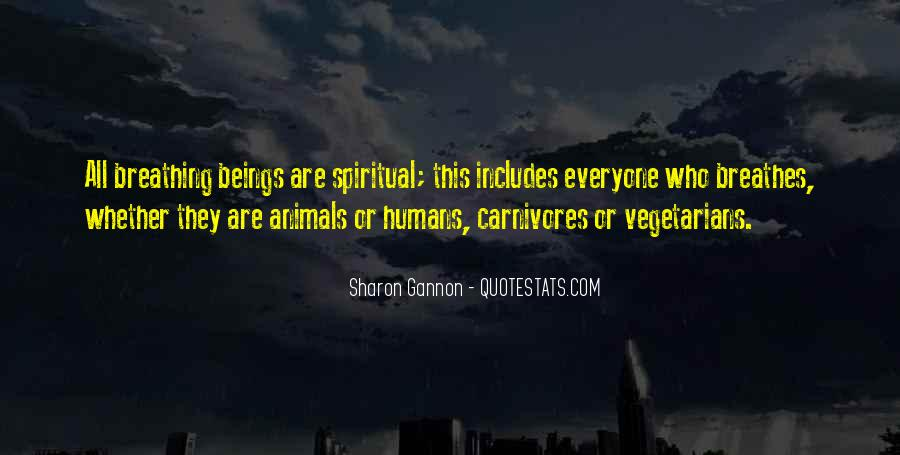 Quotes About Vegetarians #1517359