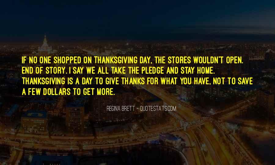 Thanksgiving Thanks Sayings #1274075