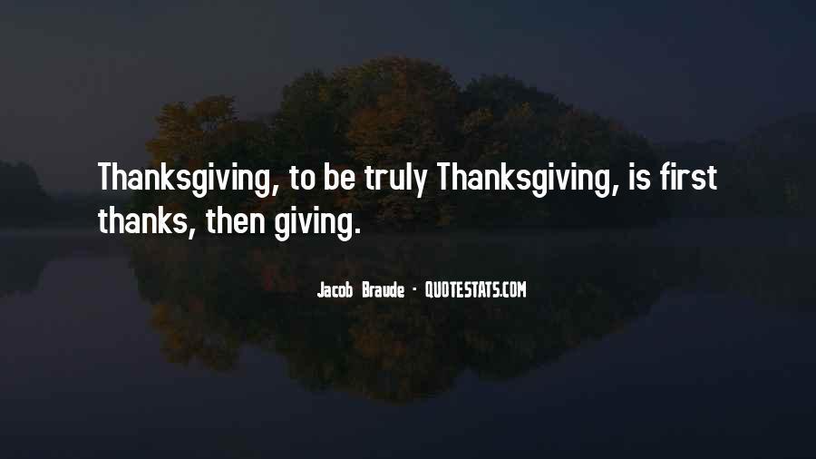 Thanksgiving Thanks Sayings #1288320