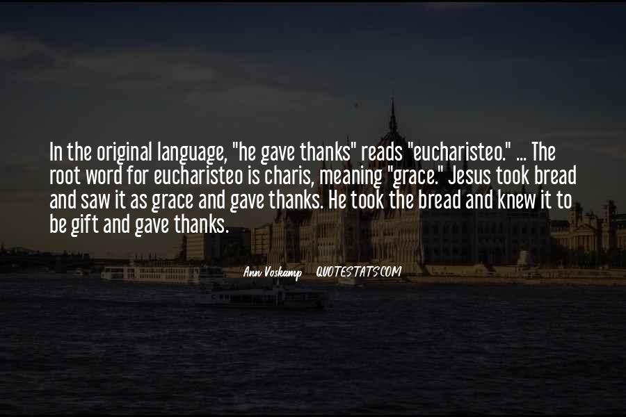 Thanksgiving Thanks Sayings #1565796