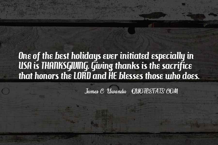 Thanksgiving Thanks Sayings #354678