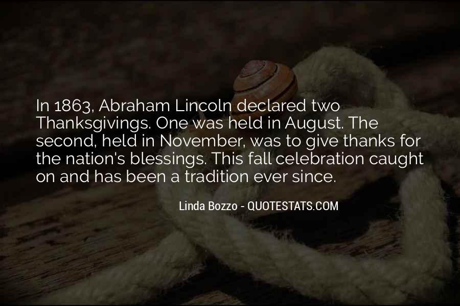 Thanksgiving Thanks Sayings #666904