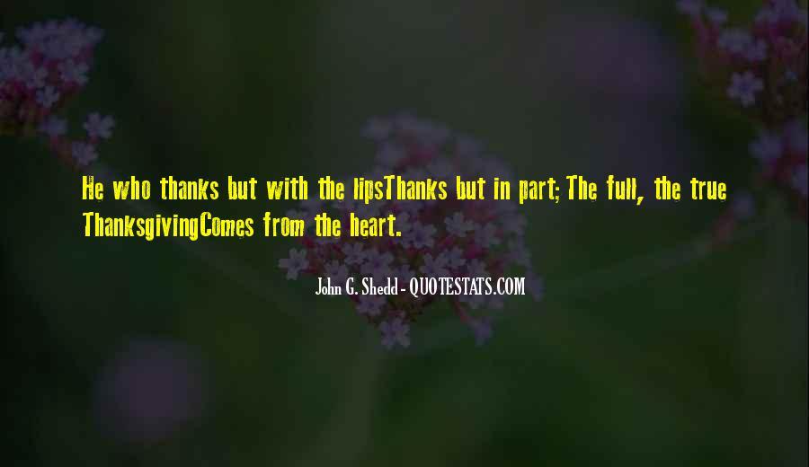 Thanksgiving Thanks Sayings #877833