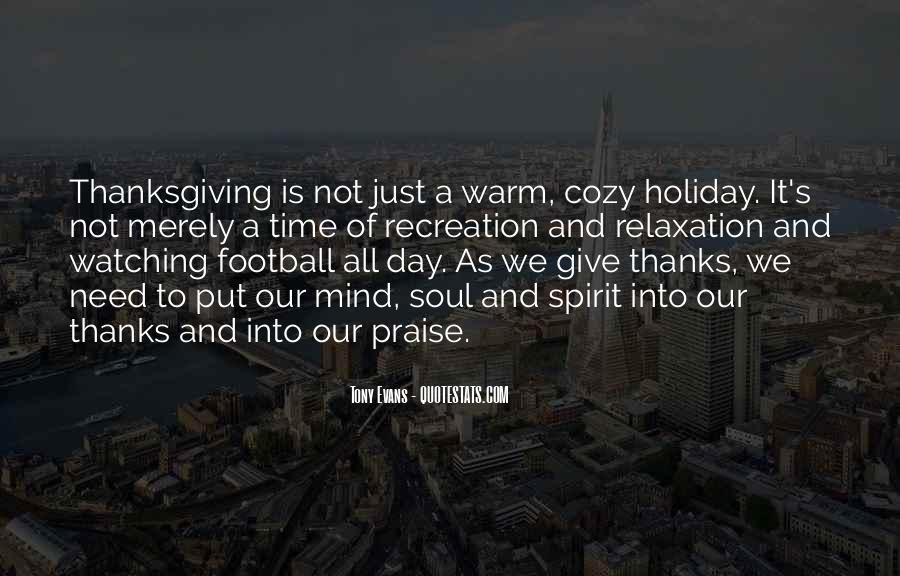 Thanksgiving Thanks Sayings #910018