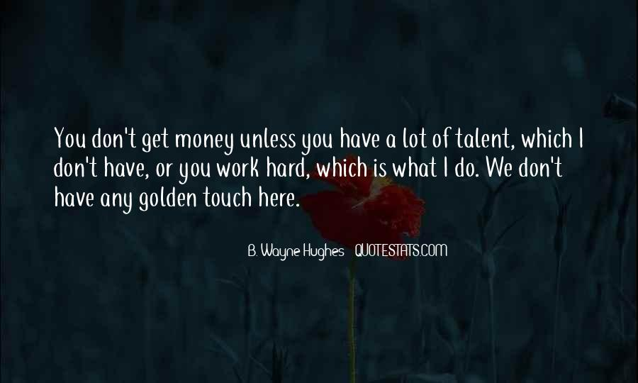 Golden Touch Sayings #1283000