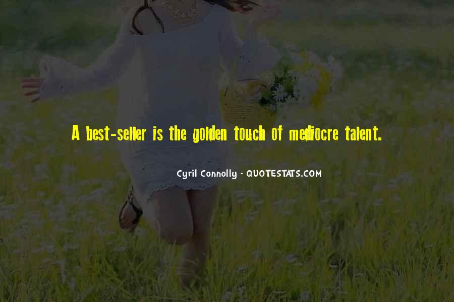 Golden Touch Sayings #287231