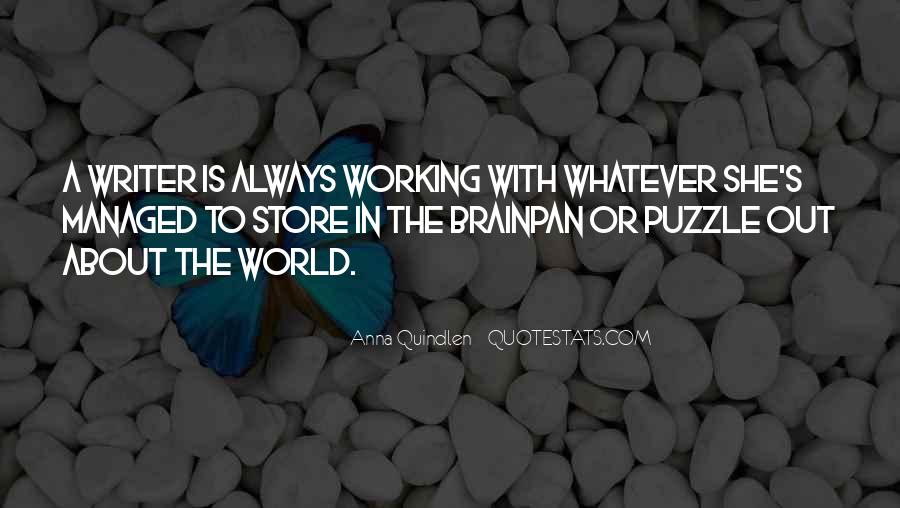 Quotes About Things Not Always Working Out #1219