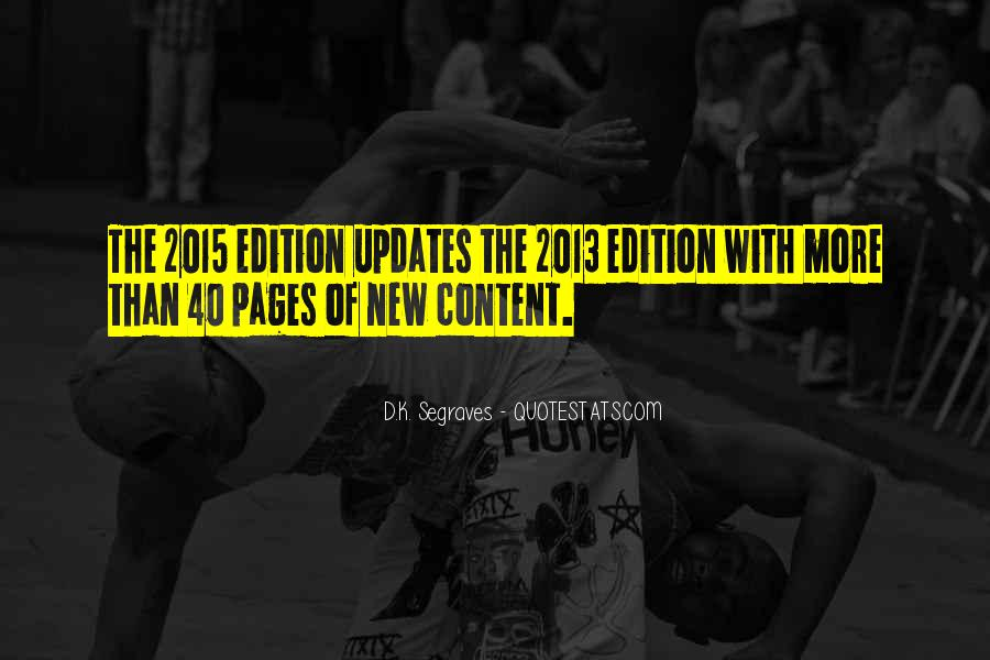 2015 New Sayings #1378516